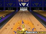 10 Pin Alley Bowling