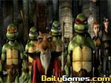Ninja Turtles Puzzle Madness