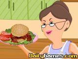 Sloppy Joes Burger