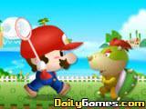 Mario Bubble Bobble