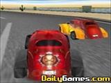 Hot Rods 3D