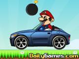 Bombing Mario Cars
