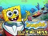 Spongebob Boat Madness