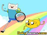 Finn and Jake Hidden Stars