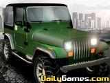 3D Jeep Venture