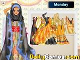 7 days in dubai dressup
