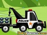 911 Police Truck