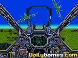 Air Diver Sega Megadrive