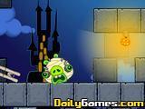 Angry Birds War of Pumpkin