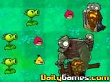Angry Bird and Zombies