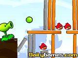 Angry Birds Vs Peas