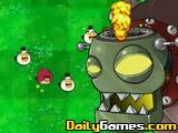 Angry Birds Vz Zombies Ultimate War