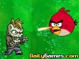 Angrybirds Zombies War