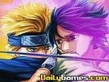 Anime Fighters CR Uchiha Sasuke