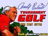 Arnold Palmer Tournament Golf Sega Megadrive