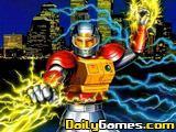 Atomic Runner Sega Megadrive