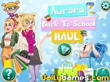 Aurora back to school haul