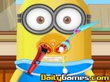 Baby Minion Nose Doctor
