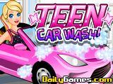 Barbie Car Wash