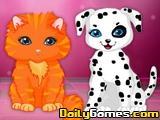 Barbie Pets Fashion Show