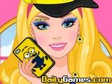 Barbie Minions Makeup