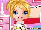 Baby Barbie Hello Kitty Costumes