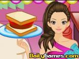 Barbie Sandwich Shop