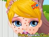 Baby Barbie Allergy Attack