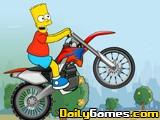 Bart On Bike 2