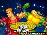 Battleroads And Double Dragon Sega
