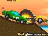Ben 10 Bolt Car
