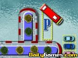 Ben10 Ice Bus Parking