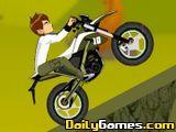 Ben10 Motorcycling 2