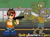 Ben10 Zombie Halloween