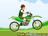 Ben10 Motocross