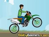 Ben10 Motocrosss 2