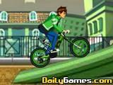 Ben 10 Super Stunt BMX