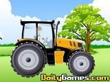 Ben10 Tractor Game