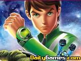 Ben10 Ultimate Alien Jigsaw