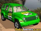 Ben10 Urban Jeep