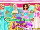 Bff wedding dress design