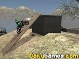 Bike trials junkyard