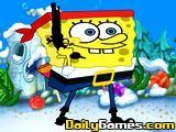 SpongeBob Shoot Jellyfish