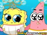 SpongeBob Patrick Babies