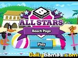 Boomerang all stars beach pogo