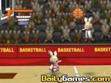 Bunny Limpics Basketball
