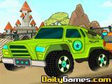 Toon Truck Ride