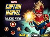 Captain marvel galactic flight