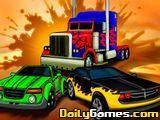 Transformers Race