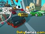 Cartoon mini racing